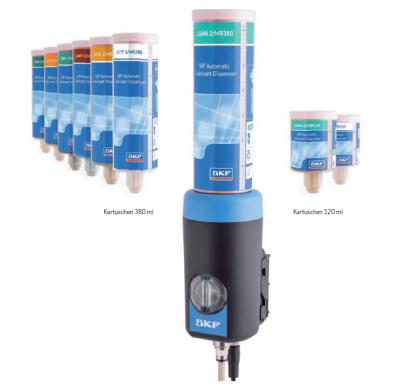 機電式單點自動潤滑器 TLMR 系列
